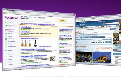 Quảng cáo trên Yahoo Search Marketing