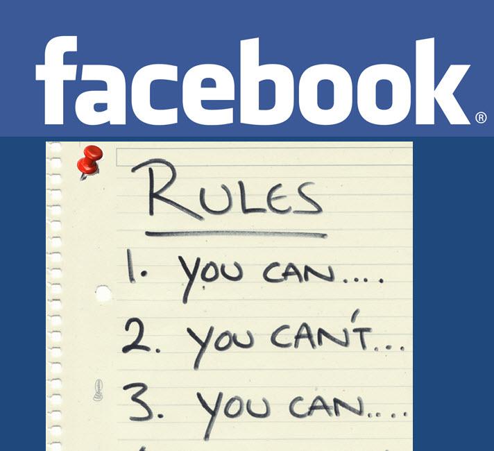 Quy định quảng cáo facebook